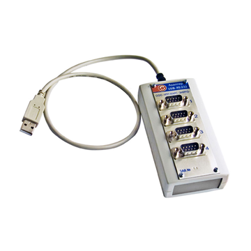Адаптер USB-4RS232
