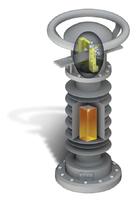 Комбинированный оптический трансформатор тока и напряжения КРИСМАРС-CT/VT