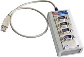 Преобразователь USB-4RS232