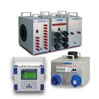 Комплект для поверки трансформаторов тока от 5 до 5000 А