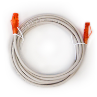 Ethernet-кабель для связи с ПК